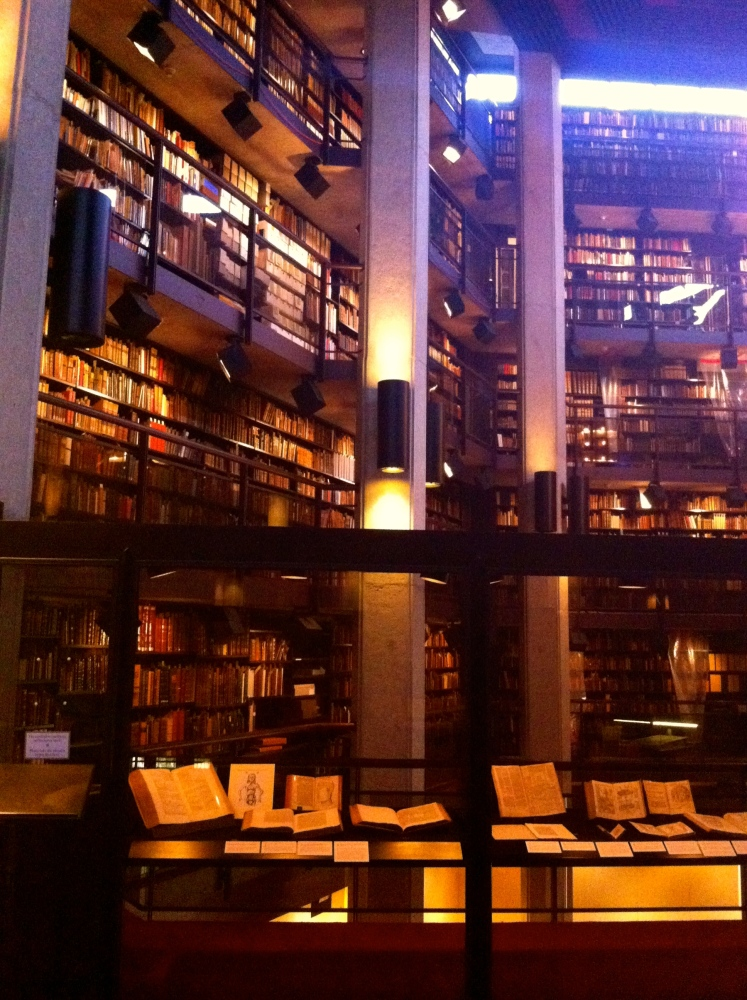 A Book-Lover's Candy Store: Libraries