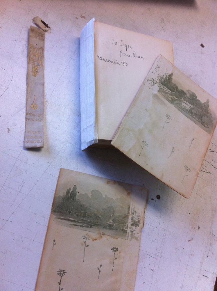 A Bookbinder Near You (3/6)